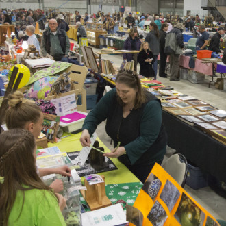 4-H at the 2013 Consort Gun Show