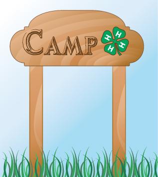 4-H Camp 2013