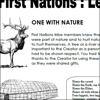 First Nations Conservation