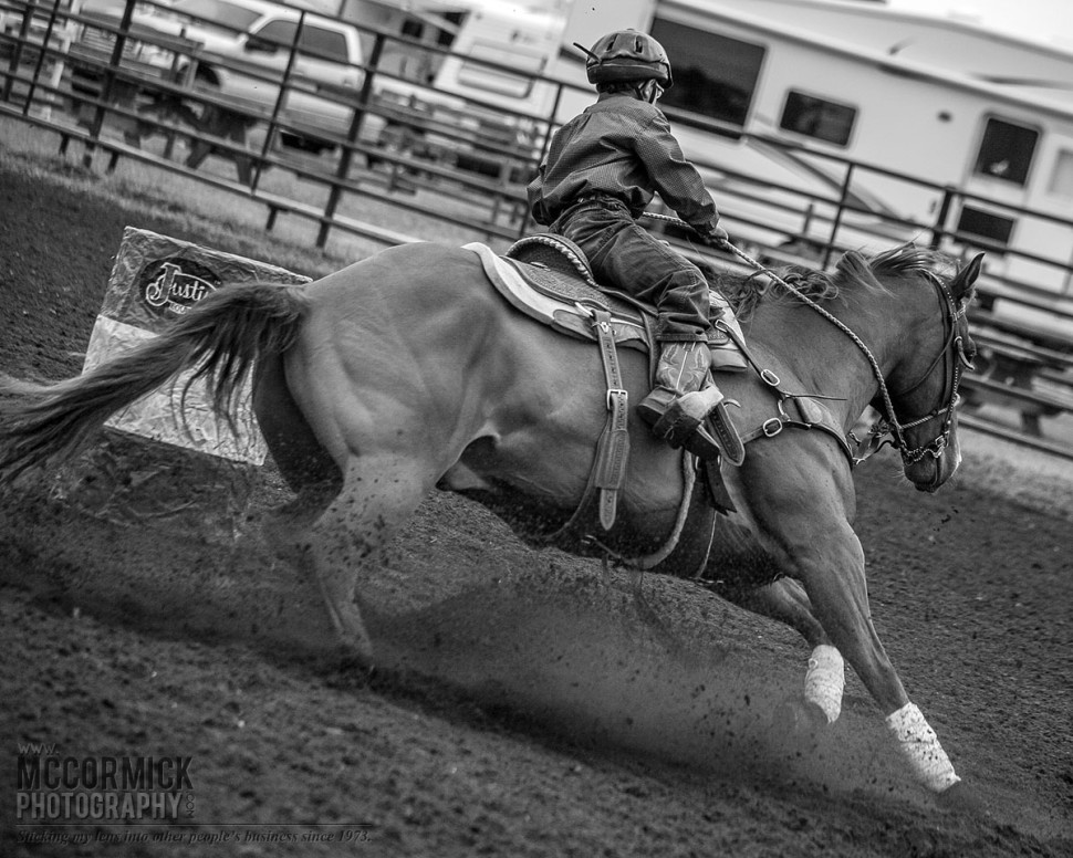 Rodeo Rider by Ashlyn McCormick