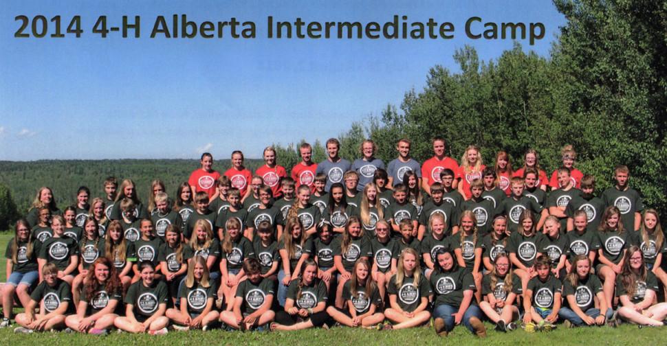 4-H Camp 2014