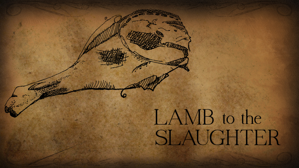 "the story 'lamb to the slaughter' We will write a custom essay sample on character analysis of mary maloney ""lamb to the slaughter"" or  lamb to the slaughter  story, mary is a ."