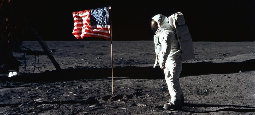 American_Moon_Landing