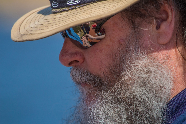 Mr. Martin: Behind the Beard