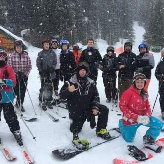 Hawk Talk : Ski Trip
