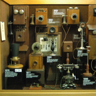 Museum Musings : Ding-a-ling