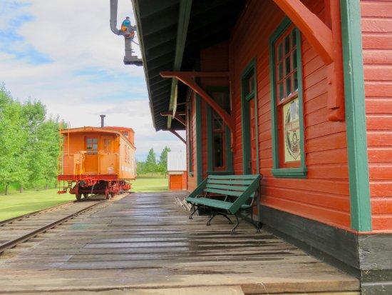 Museum Musings : Train Pains